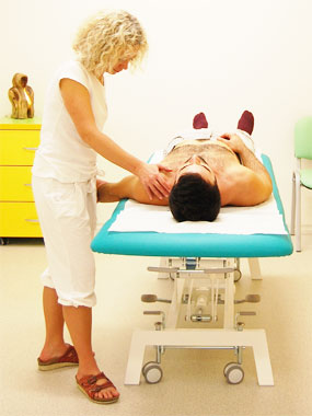 Fyzioterapie pro firmy